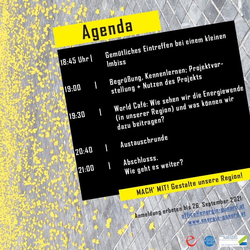 Einladung | Frauen-Workshop | Agenda
