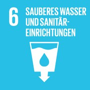 SDG 6 | Sauberes Wasser und Sanitärversorgung: Verfügbarkeit und nachhaltige Bewirtschaftung von Wasser und Sanitärversorgung für alle gewährleisten