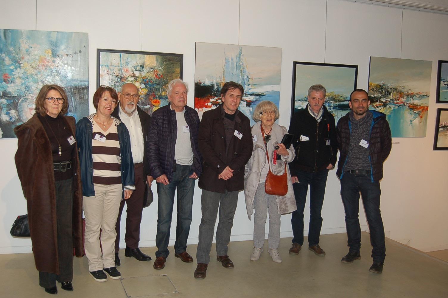 Salon d'Art contemporain - Le Pouliguen (44)
