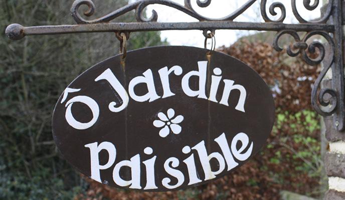 Ô Jardin Paisible