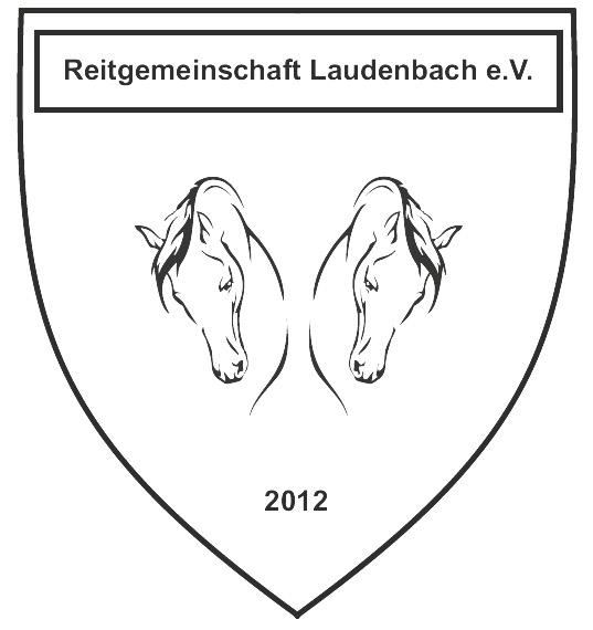 Logo der Reitgemeinschaft Laudenbach