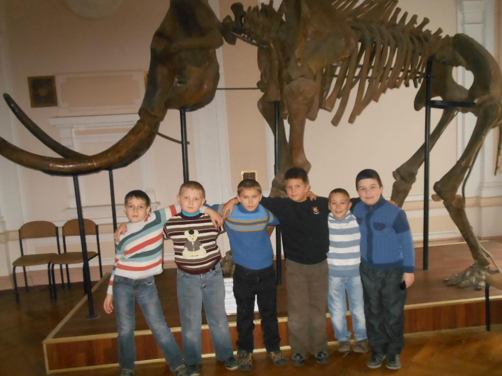 3 клас. Музей Природи.