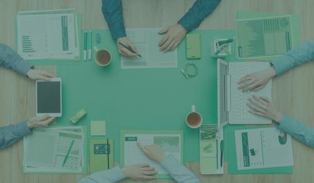 Operative Beratung, Planung  und Umsetzung für den Mittelstand: Vertrieb und digitaler Kundenservice.