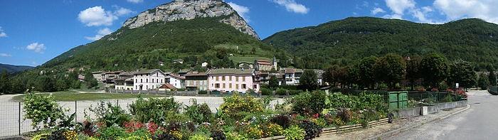 Argis - village départ