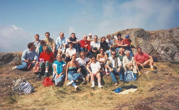 Passeggiata a Monte Beni