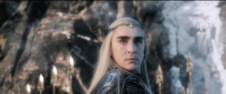 The elvish king
