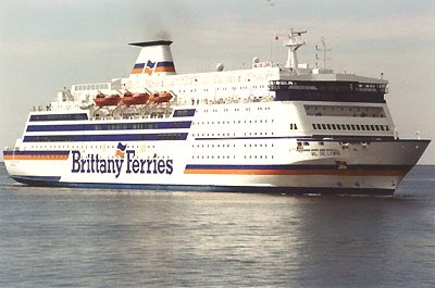 M/V Val de Loire, courtesy Brittany Ferries.