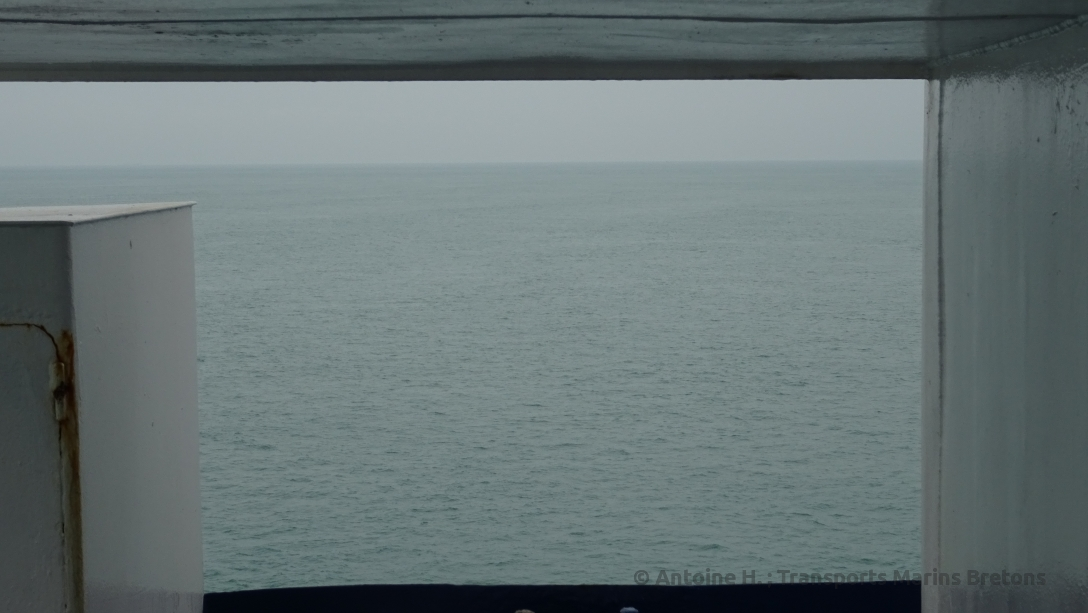 Nothing on the horizon