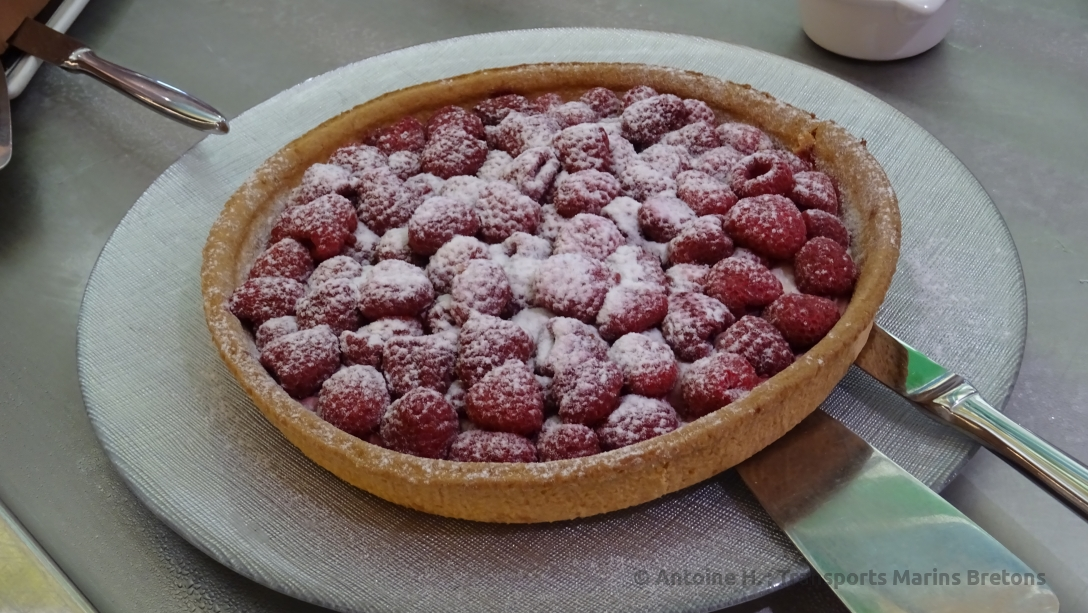 My favourite desert, the Strawberry tart