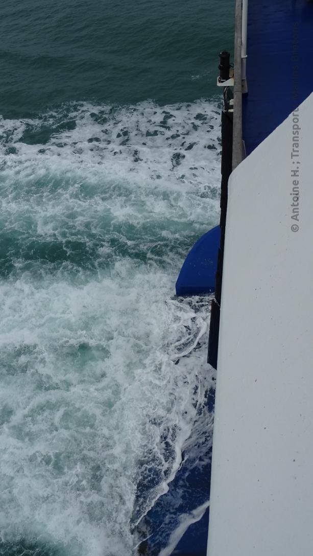 Bretagne's wake