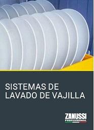 Zanussi Professional presenta la nueva línea de sistemas de lavado.