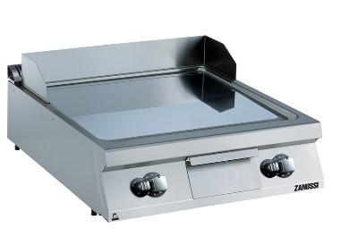 Elegir un fry top adecuadamente