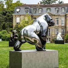 Exposition Colosses fragiles de Michel Bassompierre