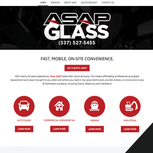 Website Design Lake Charles Louisiana
