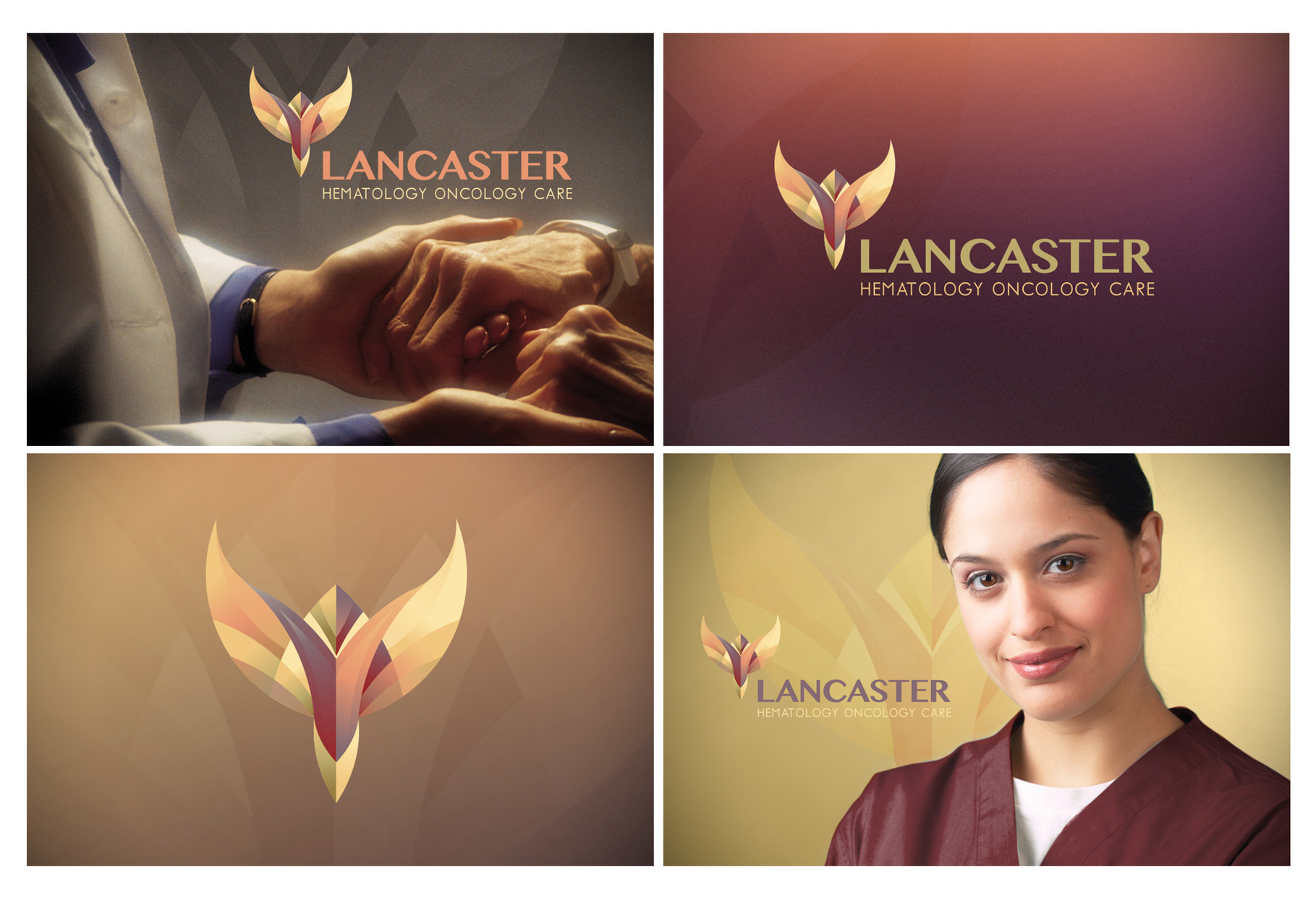 Lancaster Hematology Oncology Logo - Bronze ADDY©