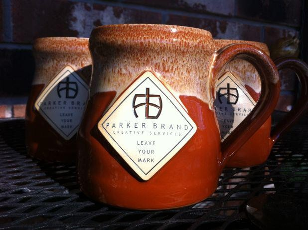 Parker Brand Creative Mugs Deneen Pottery