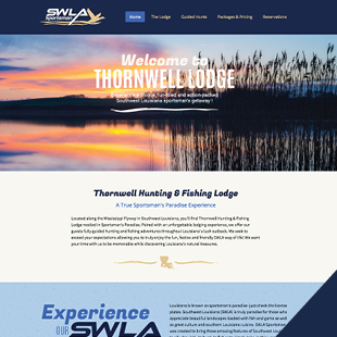 Website Design Lake Charles Louisiana