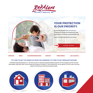 Website Design Lake Charles - Parker Brand - Advertising