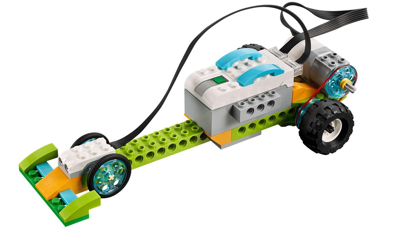 Förderplus 3./4. Klasse: 6 Lego WeDos im H2 ICT