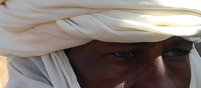Tuareg, Algeria