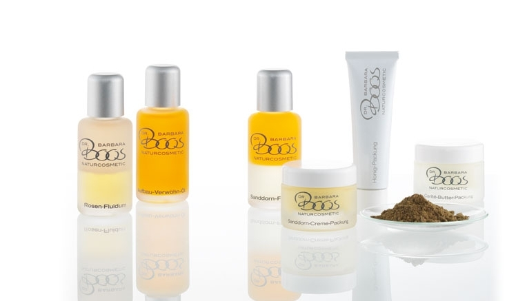 Produkte der Firma Dr. Boos NaturCosmetic