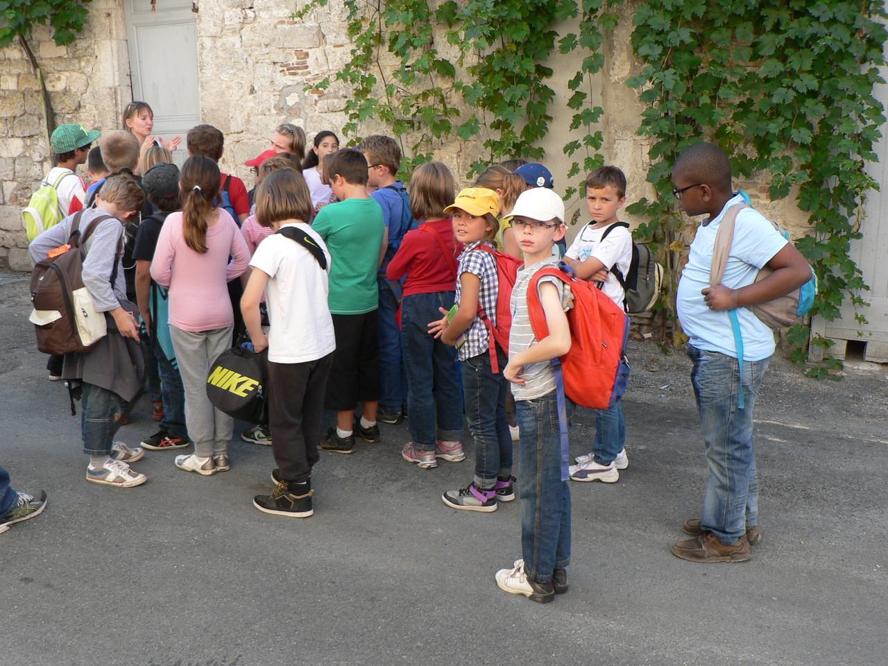 Jour 3 : En visite à la bastide de Tournon d'Agenais en suivant Aline