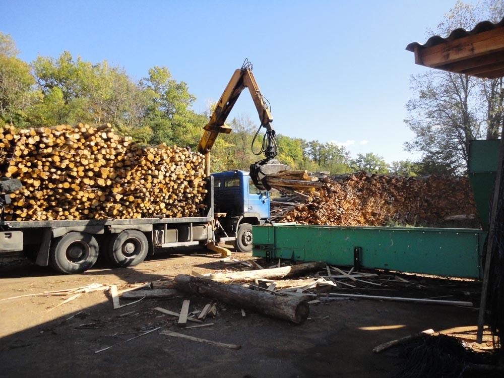 Plateforme Bois-Energie, Blanquefort-sur-Briolance