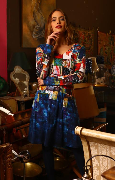 DRESS: H19ADOU34