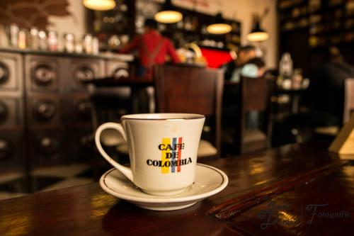 Cafe de Colombia im Arte y Pasión