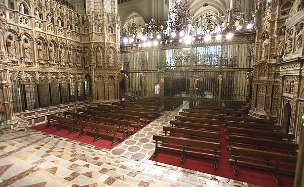 Главная Капелла. Кафедральный собор в Толедо
