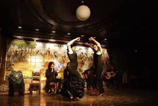 посмотреть фламенко в мадриде