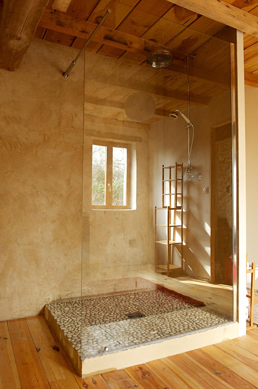 Stuc Chaux poudre de marbre ( Villeneuve sur Lot,47)