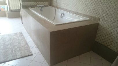 Stuc salle de bain ( Chantemerle,26)