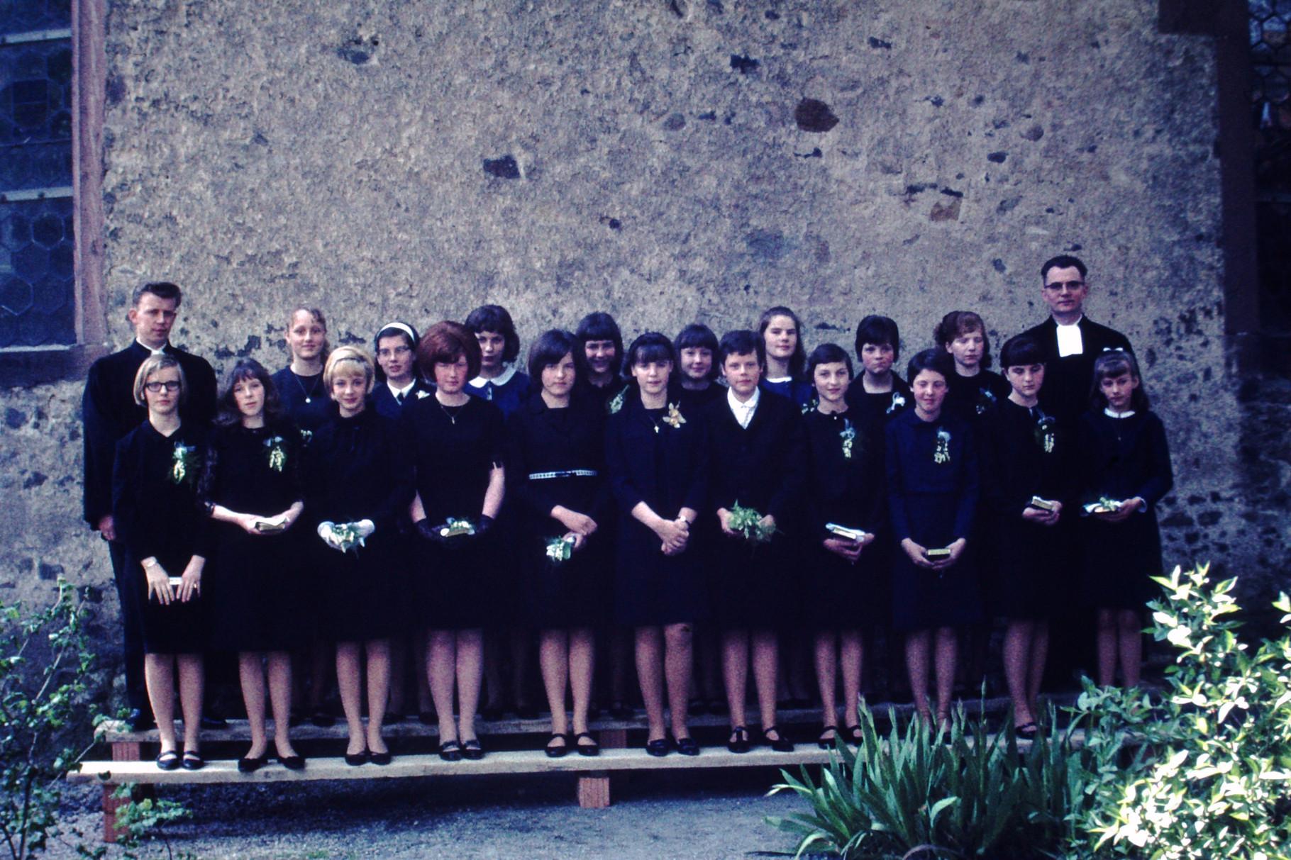 1967 (Bild: ev. Gemeinde)