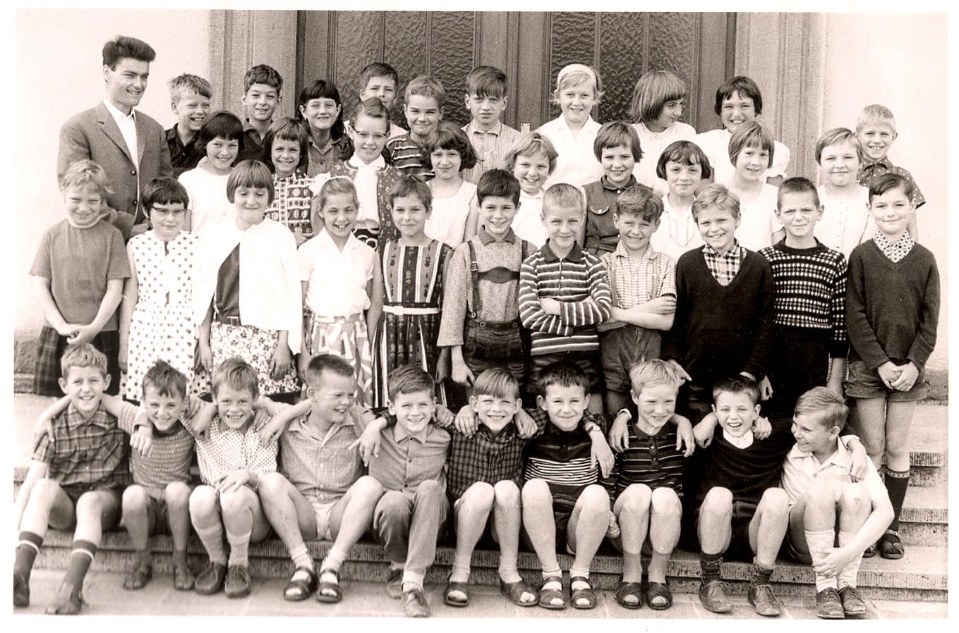 Jahrgang 1957, Bild: Wanke,Ingrid geb. Gohl