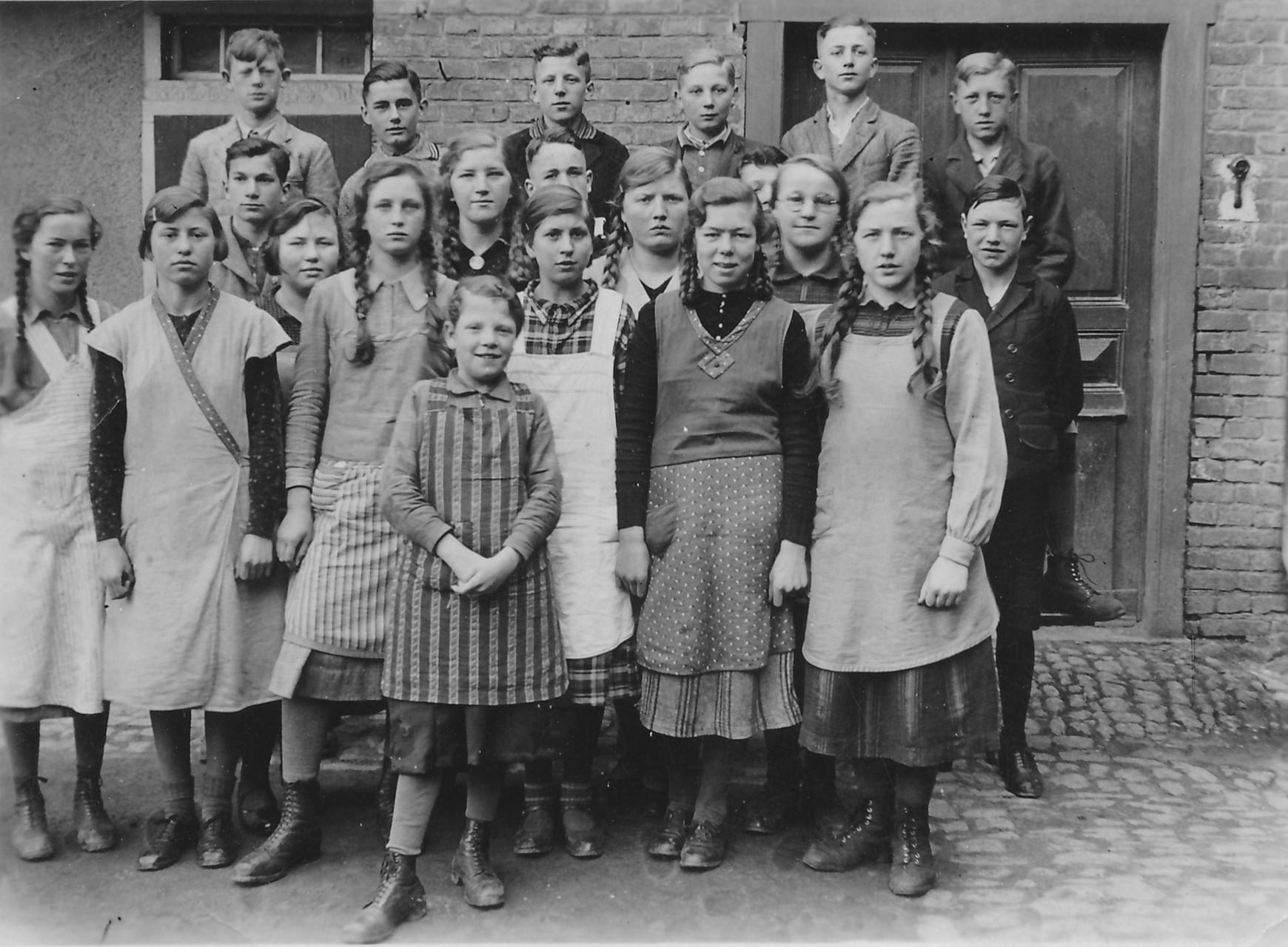 Jahrgang 1920 Bild: unbekannt