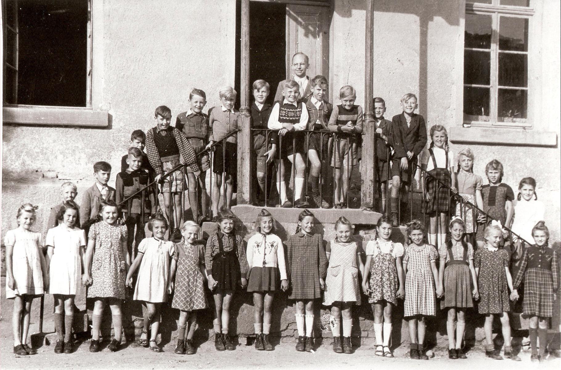 Jahgang 1938, Bild:Pleines,Heidi geb. Heck