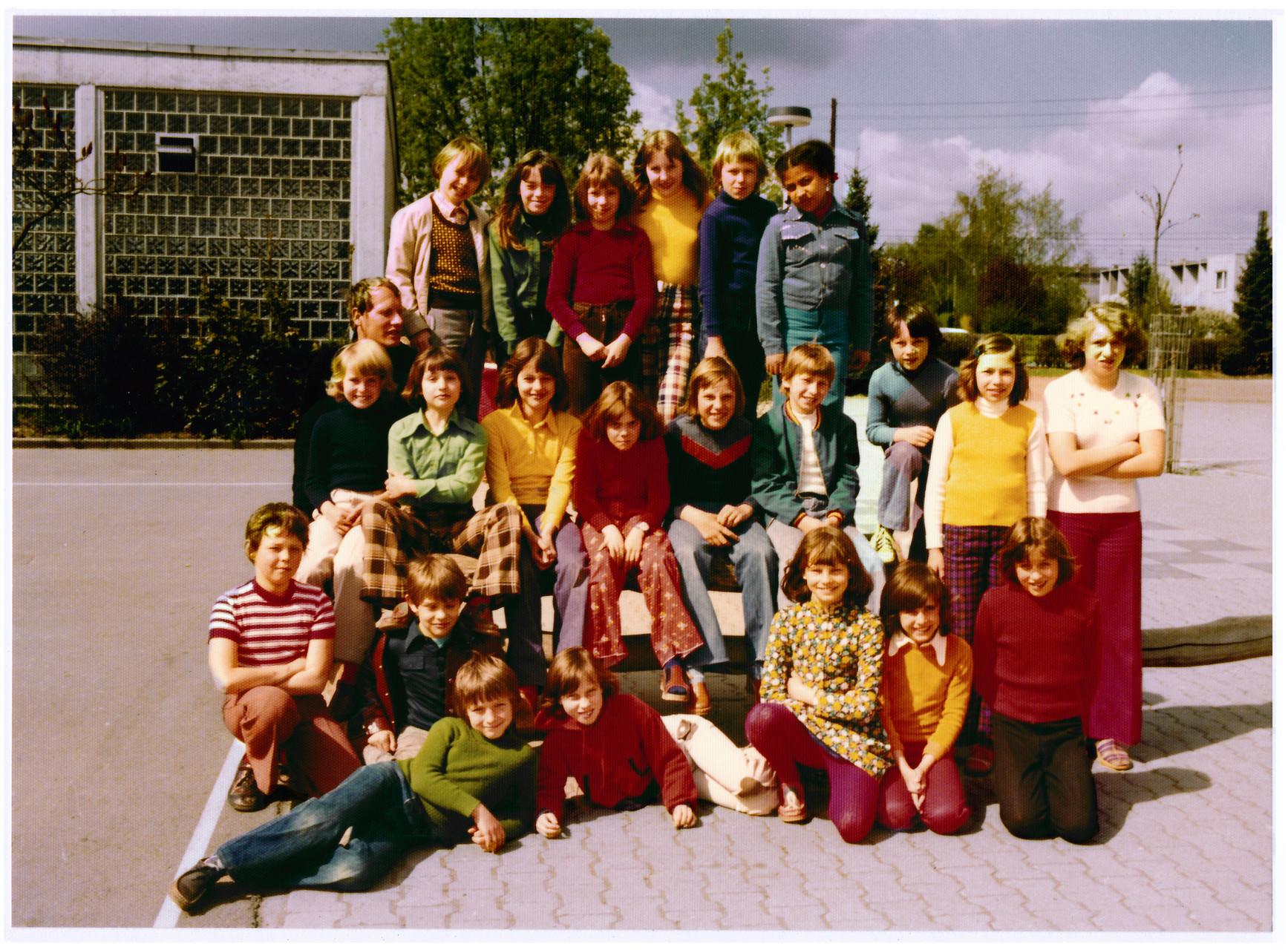 Jahrgang 1965, Bild: Neugebauer,Inge geb. Ganick
