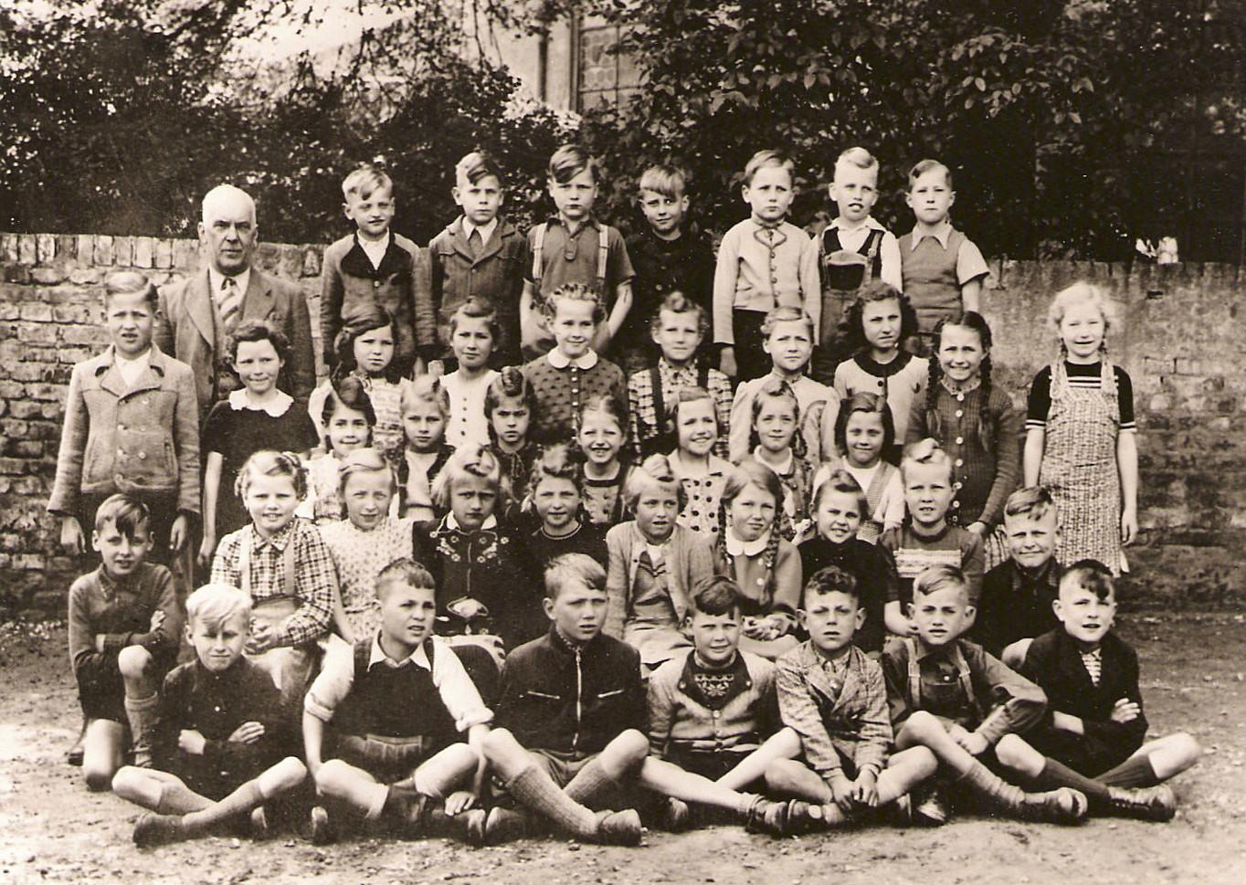 Jahrgang 1942, Bild: Fischer,Rosemarie geb. Pfaff