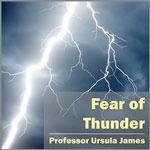 Fear of Thunder hypnosis mp3