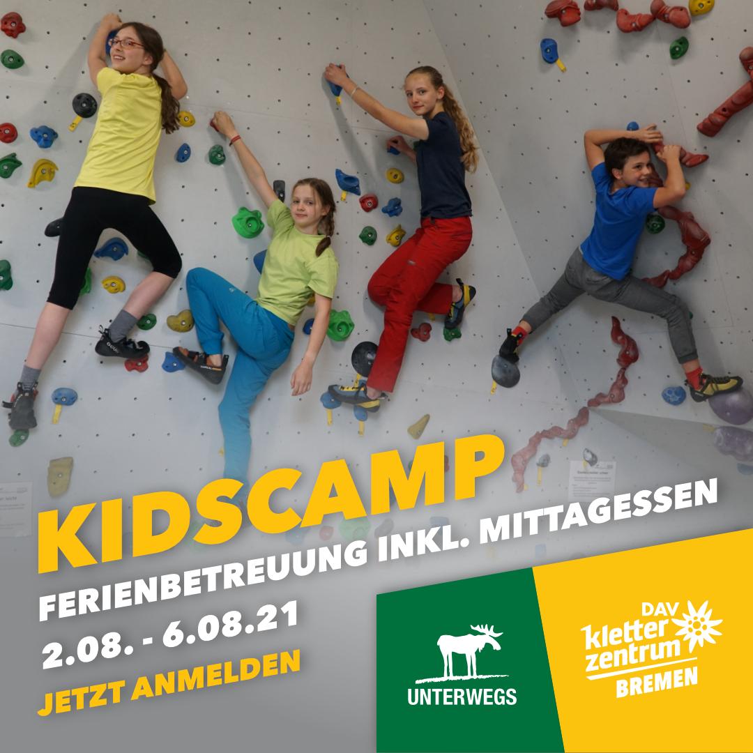 KidsCamp in den Sommerferien