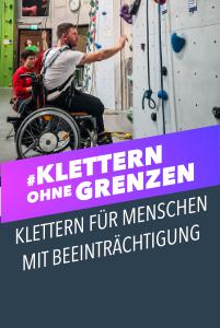Klettern ohne Grenzen!