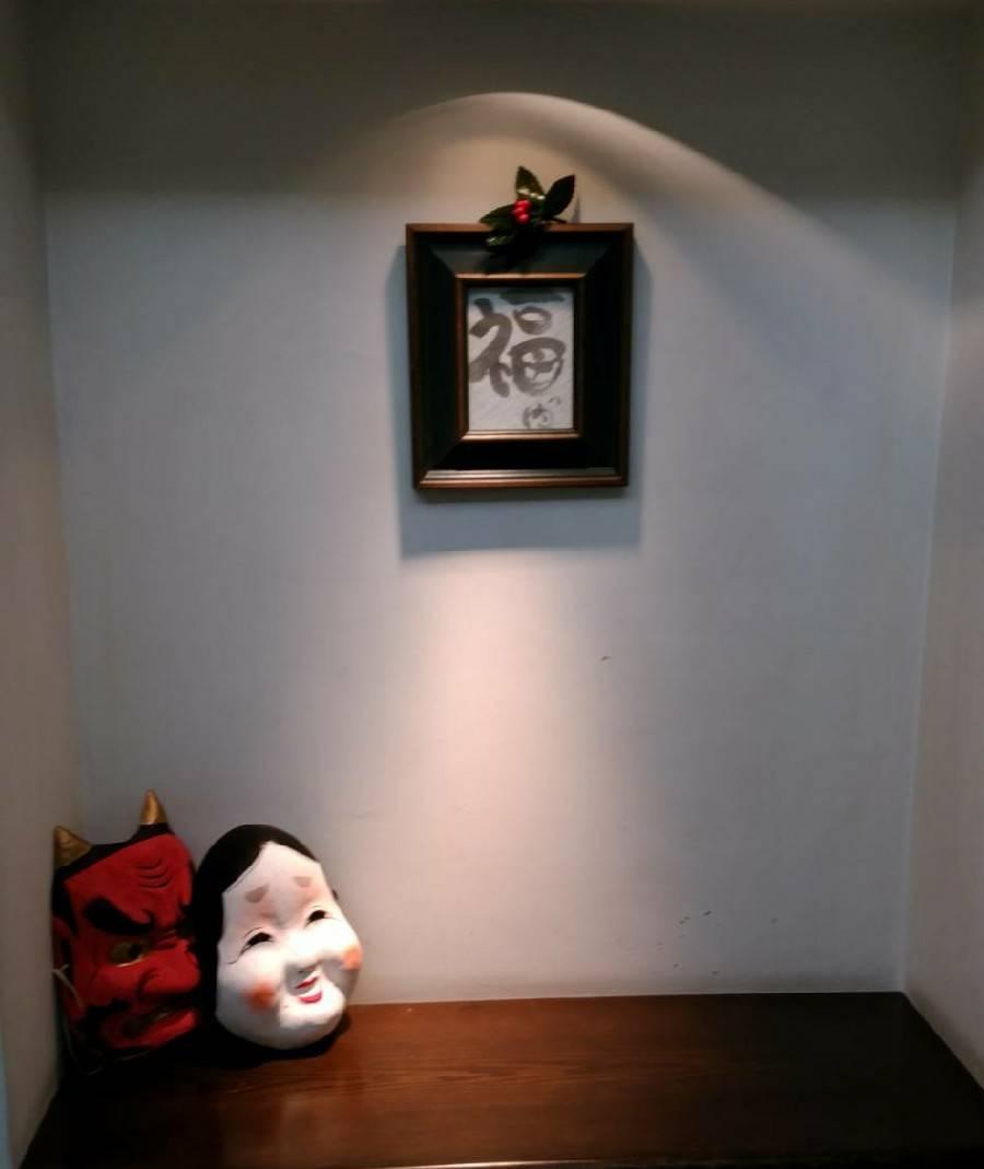 歯医者さん待合室はステキなアート