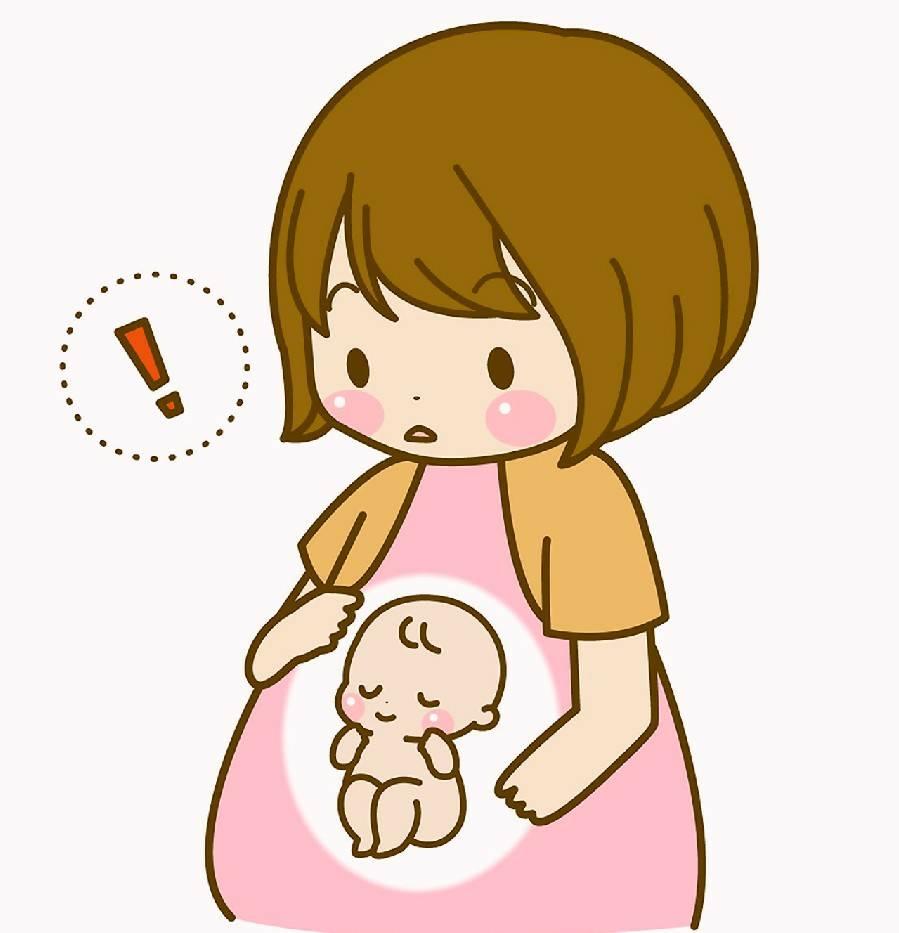 逆子の妊婦さん