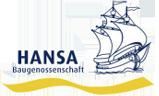 Logo: HANSA Baugenossenschaft