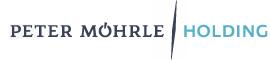 """Grafik: """"Logo - Peter Möhrle Holding""""   Die Deutsche Immobilien Entwicklungs GmbH, Hamburg, gehört zur Peter Möhrle Holding"""