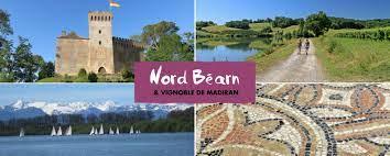 Randonnée en Nord Béarn & vignobles de Madiran