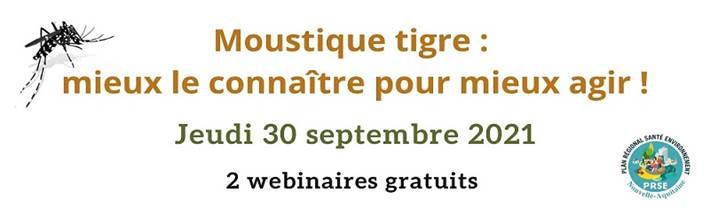 Webinaire moustique tigre jeudi 30 septembre