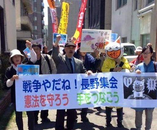 4・26泥憲和さん講演会(100人が参加)