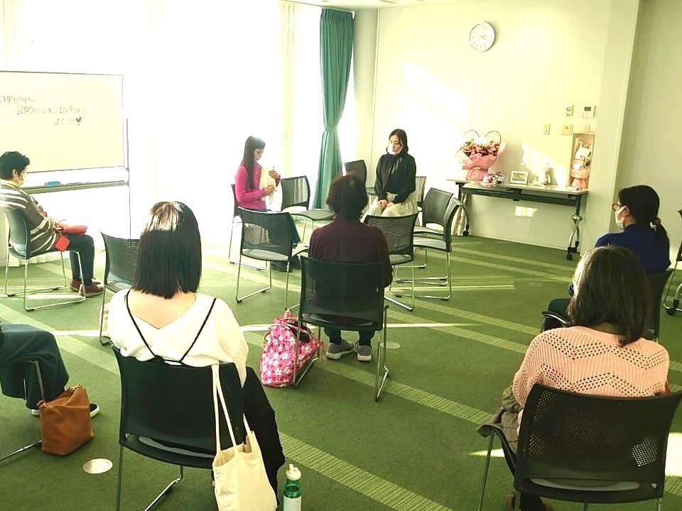 12月5日 秋田市で公開心理セラピーを開催します
